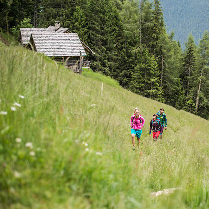 Escursioni in Valle di Anterselva