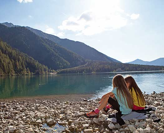 LAKE OF ANTHOLZ