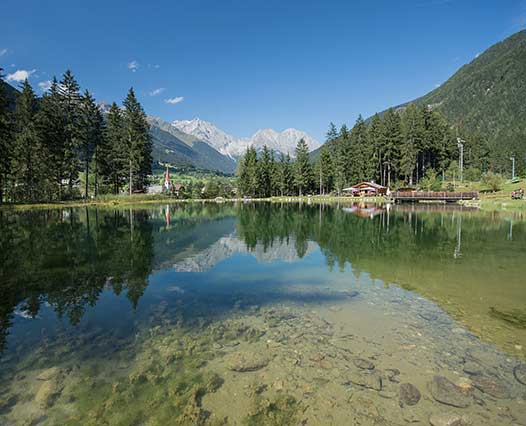 LAGHETTO DI PESCA ANTERSELVA DI SOTTO