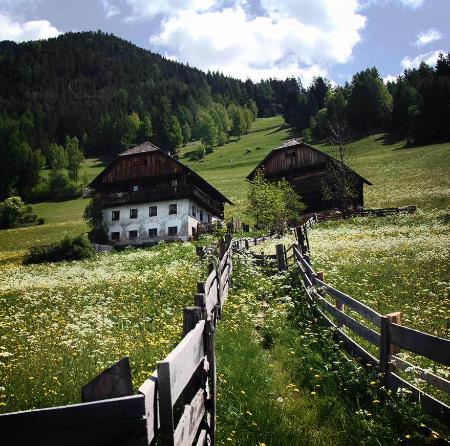 A big welcome in the Valley of Anterselva