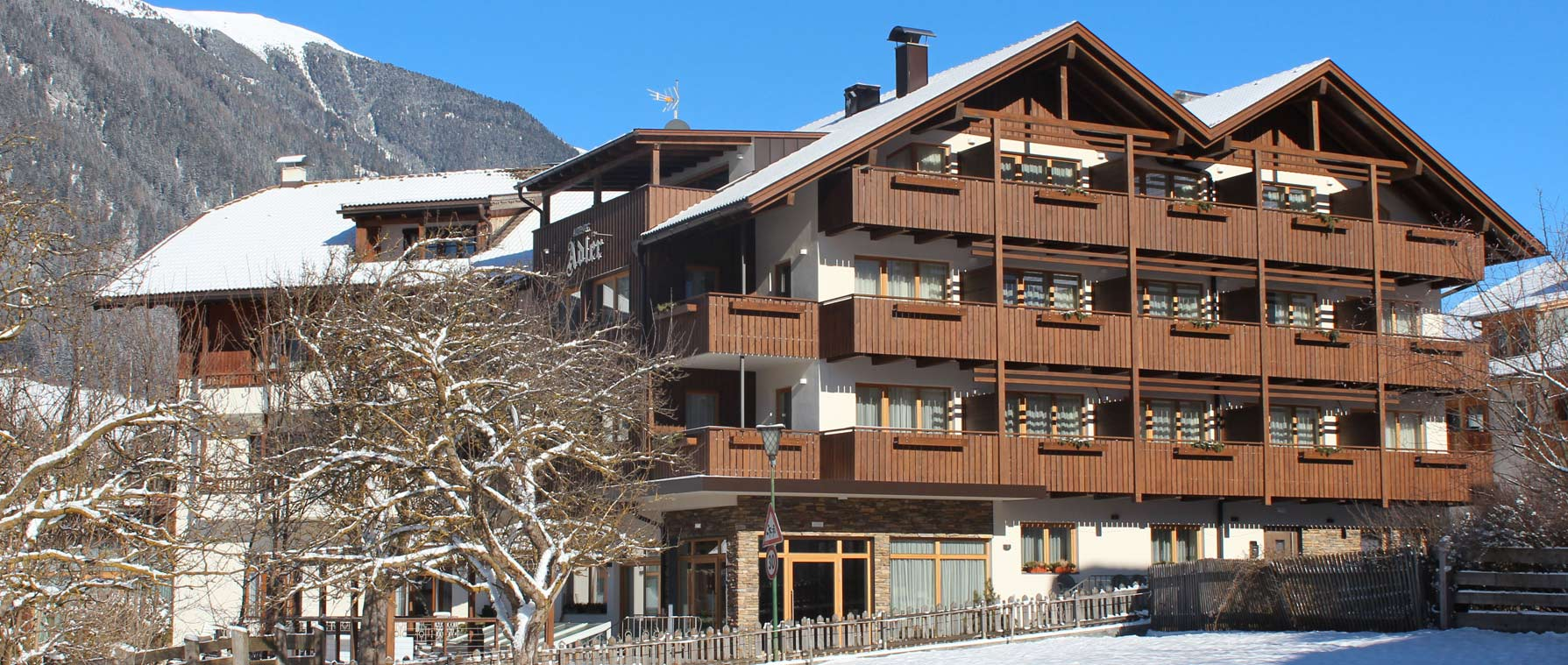 Hotel Autentic in Anterselva