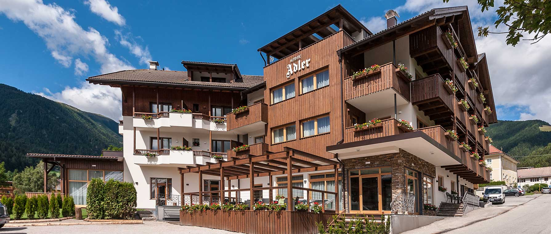 Hotel Autentic Adler in Antholz